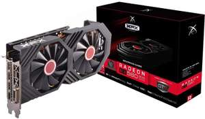 [Bora-Computer @ Amazon.co.uk] XFX - AMD Radeon RX 580 8GB GDDR5 für 115,14 Pfund + 9,90 Pfund Versand
