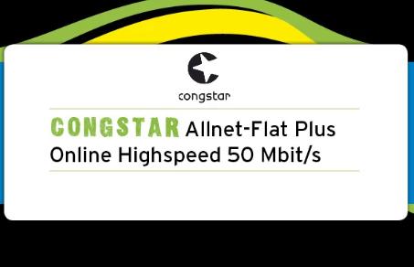 Congstar Allnet Flat Plus mit 10 GB Highspeed-Internet im Telekom-Netz für nur 30€ monatlich + Samsung Galaxy S9 Dual-Sim für 99€ *UPDATE*