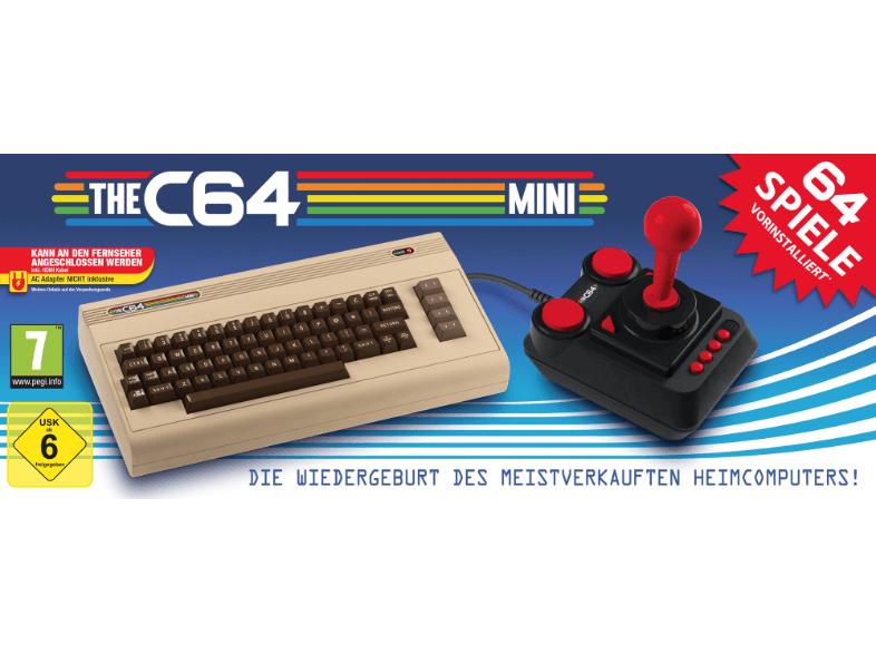 C64 The C64 Mini bei mediamarkt.de