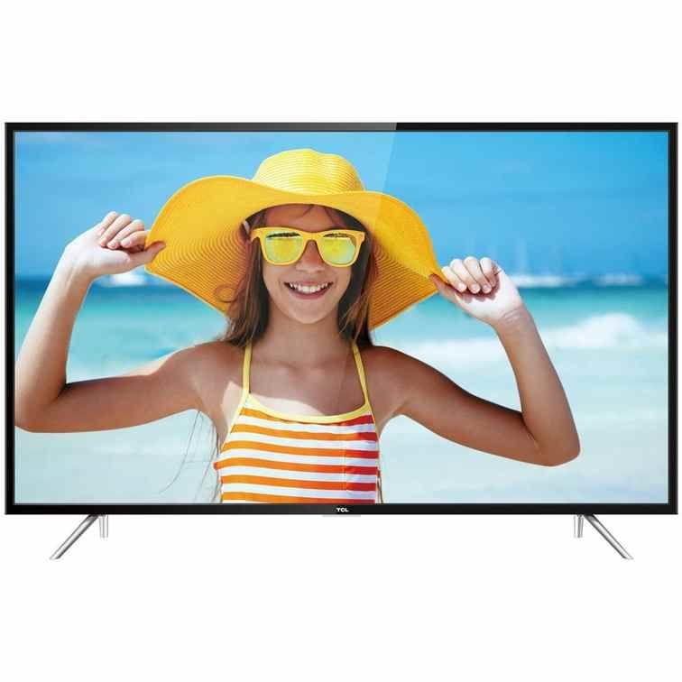 "[nbb+masterpass] Fernseher TCL U55P6006 (55"", UHD TV, direct lit, Triple Tuner, 60Hz, 8bit+FRC, HDR10)"