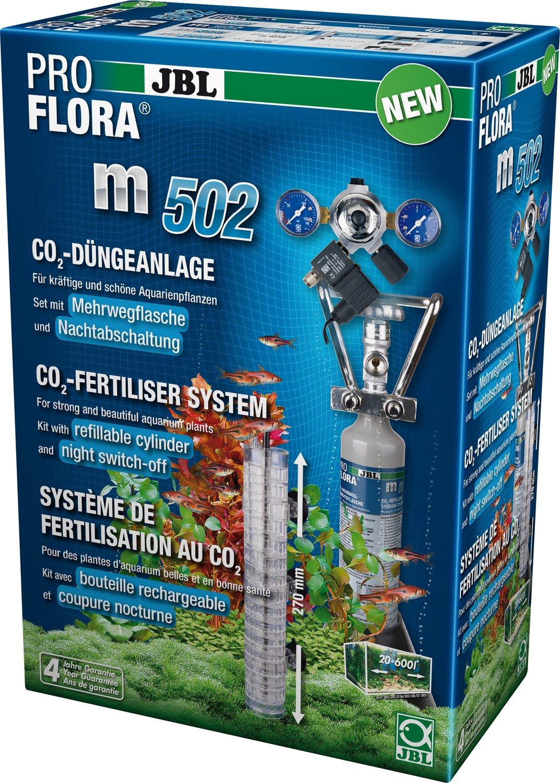 [LOKAL - Dehner Hanau] JBL ProFlora m502 CO2-Set fürs Aquarium