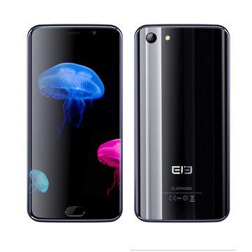 Elephone S7 5.5 Inch 4GB RAM 64GB ROM Helio X25 Deca Core 4G Smartphone