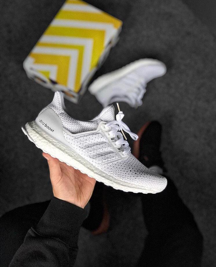 Adidas Ultraboost Clima Cool Weiß