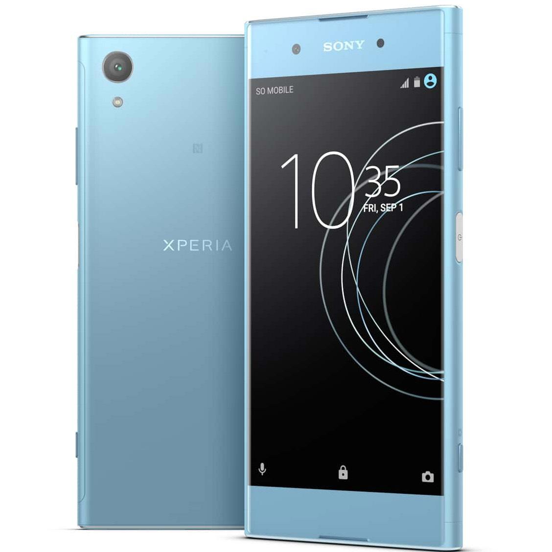 Sony Xperia XA 1 Plus in Blau, Gold oder Schwarz