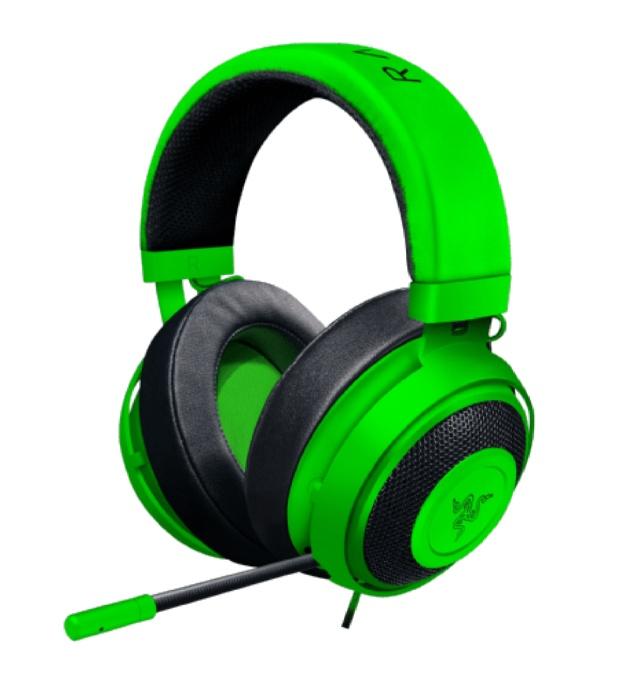 RAZER Kraken Pro V2 Oval Grün Gaming Headset