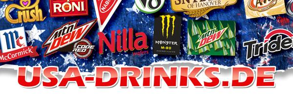10% Auf alles bei USA-Drinks.de