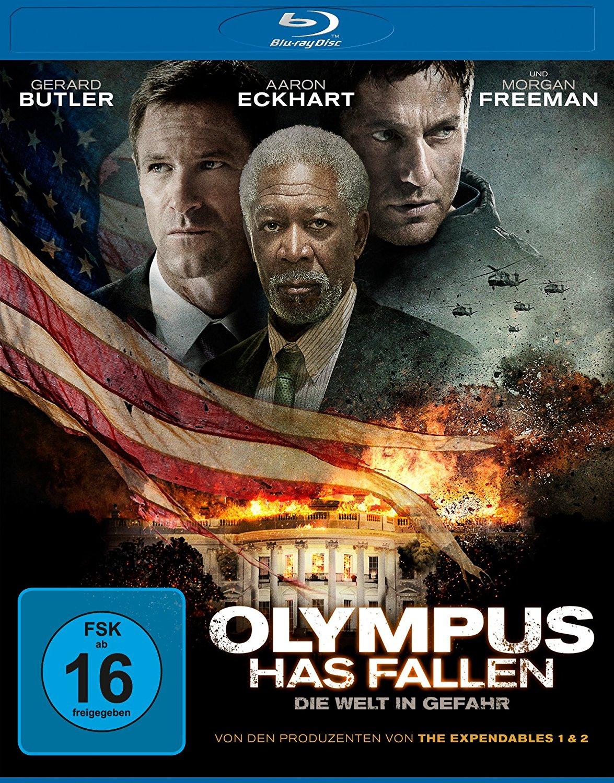 Olympus Has Fallen - Die Welt in Gefahr (Blu-ray) für 3,69€ (Dodax)
