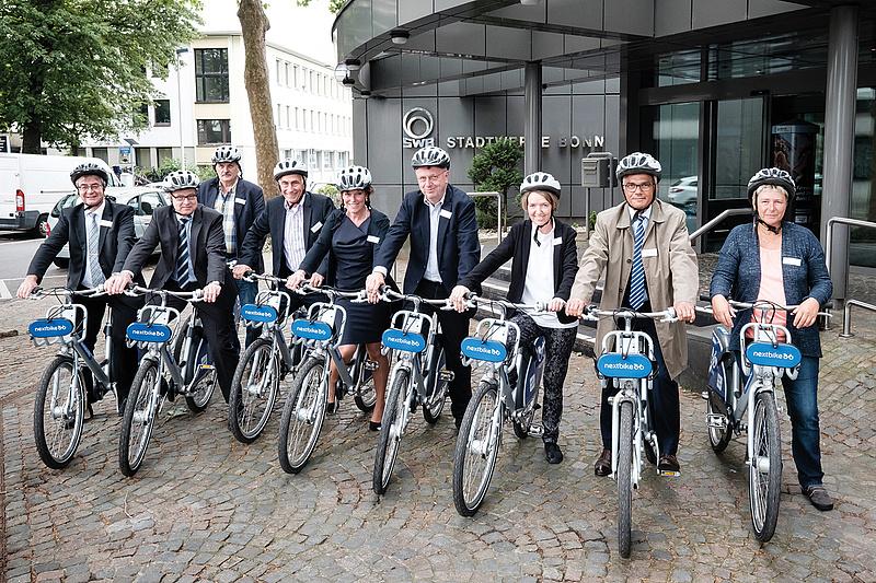 [Bonn & nur für VRS Abokunden] Täglich 30 Freiminuten für den NextBike