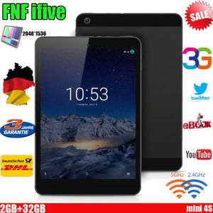 FNF ifive MINI 4S Tablet