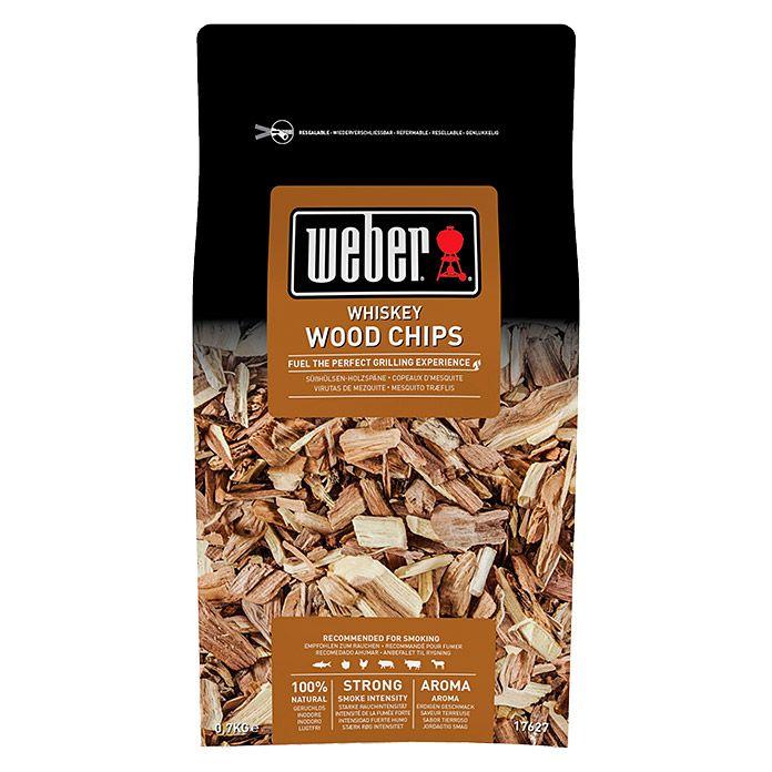 Weber Grill Räucherchips Whisky