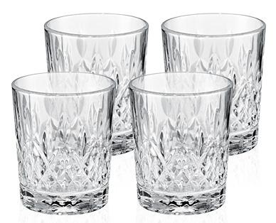 (ALDI Süd) ab Samstag: 4er Set Gin Gläser Tumbler oder Longdrink