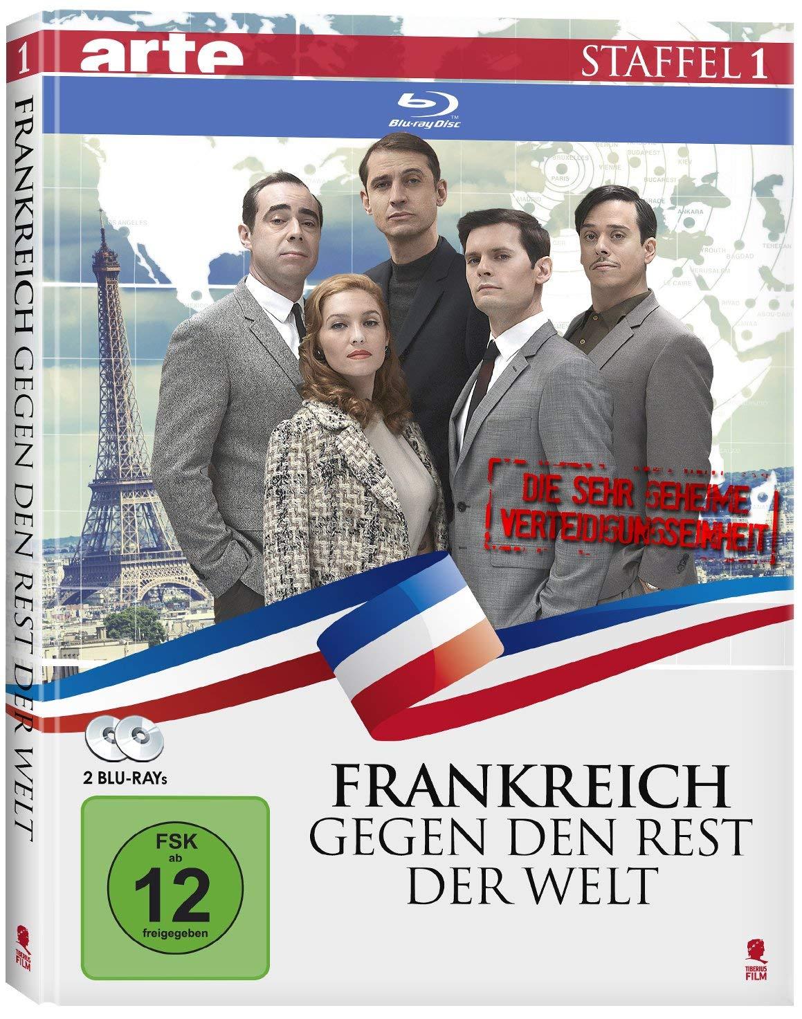 (arte.tv) Frankreich gegen den Rest der Welt kompl.Staffel 1-AgentenSerie