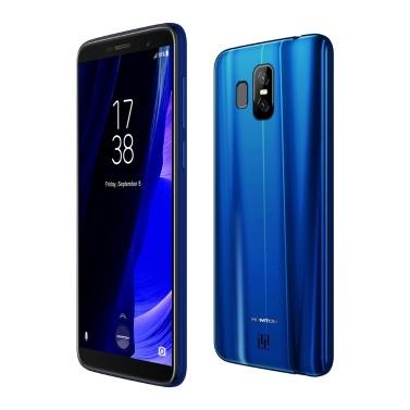 HOMTOM S7 5.5 Zoll  3GB RAM 32GB ROM 4G Smartphone  für 71,29€