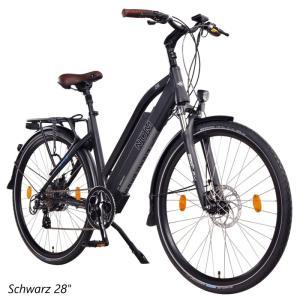 """NCM Milano 26"""" - 28"""" Trekking E-Bike, 48V 13Ah 624Wh"""