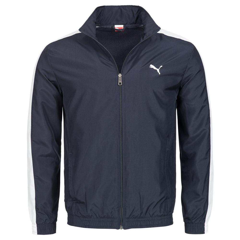 PUMA Herren Trainingsjacke für 9,99€ + Hose für 7,99€ (zzgl. Versand)
