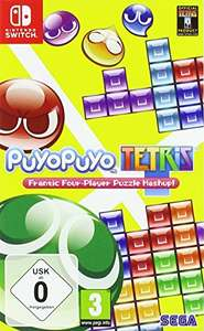 [Amazon] Puyo Puyo Tetris Nintendo Switch über Marketplace / Amazon Prime 25,95€