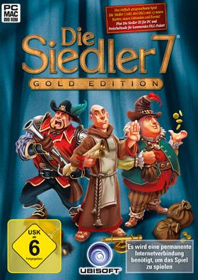 Die Siedler 7 - Gold Edition (Uplay) für 5€  & (Steam) für 4,99€ (Ubisoft Store & Steam)