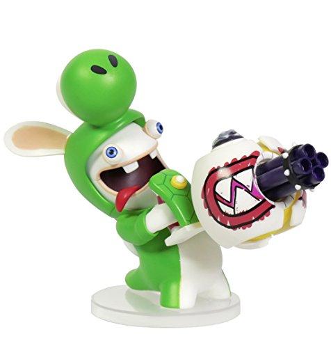 Mario & Rabbids Kingdom Battle - Figur Rabbid Yoshi & Luigi & Mario & Peach (8 cm) für je 9,99€ (Amazon Prime)