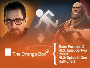 The Orange Box (Steam) für 1,67€