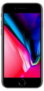 Apple iPhone 8 64GB im Tarif Congstar Allnet Flat mit Smartphone (LTE, D1 Netz)