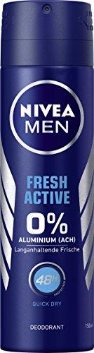 Nivea Nivea Deo Spray Men Fresh Activ, 6 Stück 2,93 + 3,50 Versand