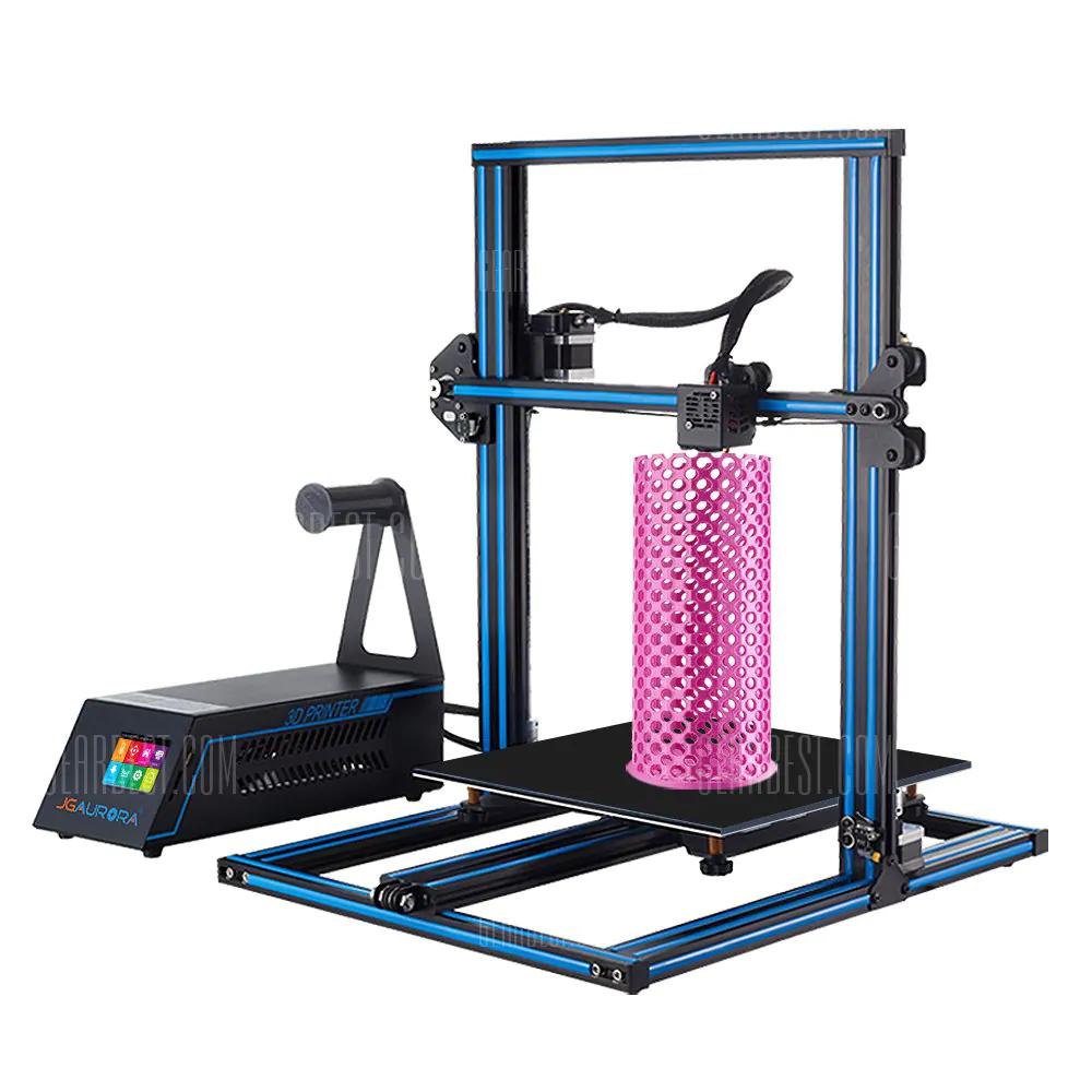 JGAURORA A5X 3D Printer [CN] Druckvolumen: 320x320x350mm 330,6+Zoll/Ust!