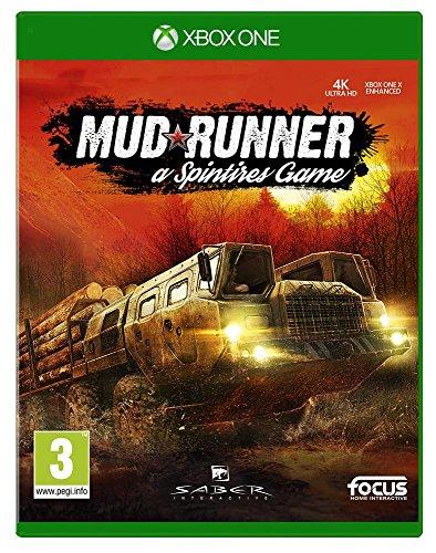 Mudrunner: a Spintires Game (Xbox One) für 26,75€ (Amazon FR)