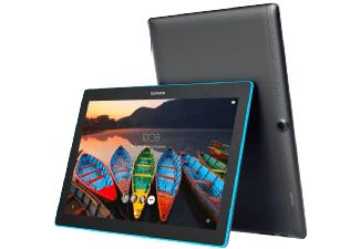 Lenovo Tab 10 (10.1 Zoll, Quad-Core Prozessor 1.3 GHz, 16 GB eMMC, 2GB RAM, Android 6.0, Dolby Atmos Sound, WLAN, Bluetooth) für 111€ (Media Markt)