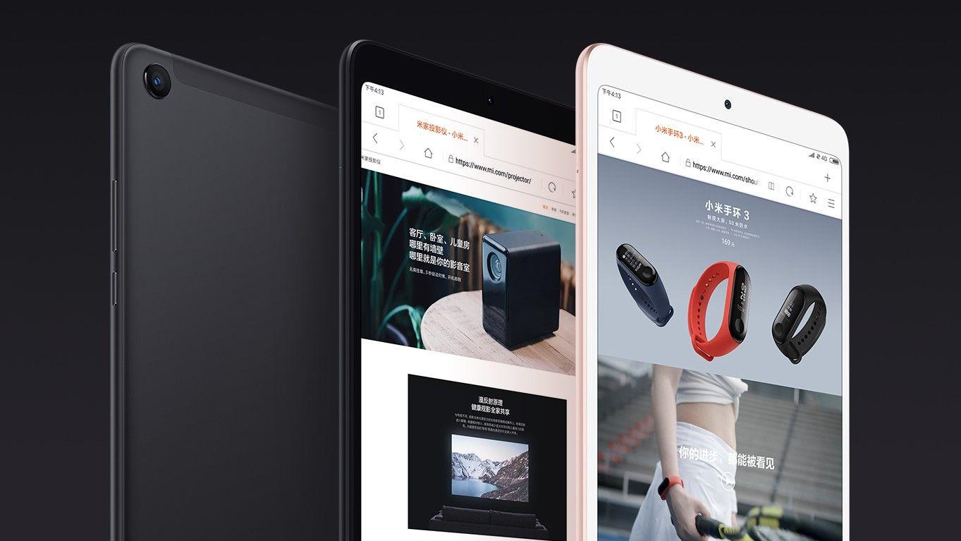 Xiaomi Mi Pad 4 32/3GB aus Spanien für 165,43€ inkl. Versand