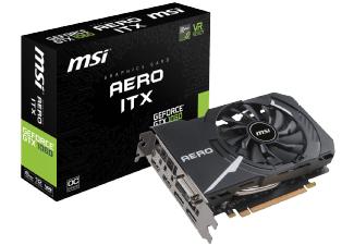 MSI GeForce GTX 1060 Aero ITX 6G OC (6144MB) für 249€ [Mediamarkt]