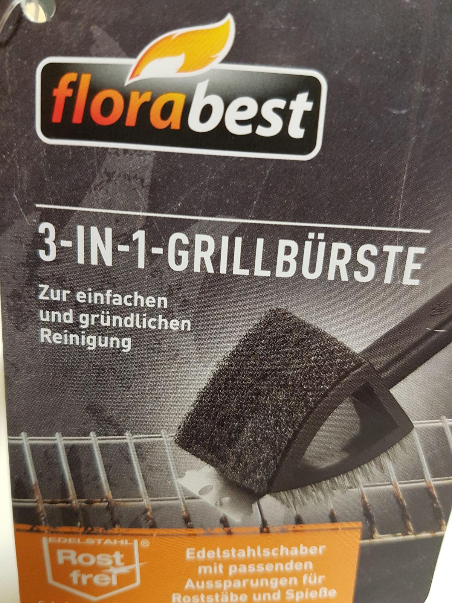 Lidl Grill Bürste 3 in 1 offline