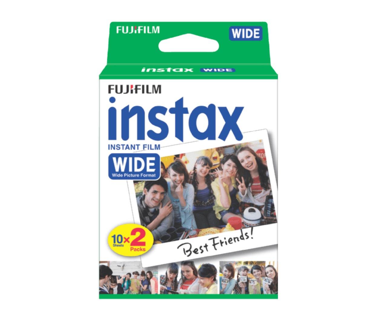 Fujifilm Instax Wide Films