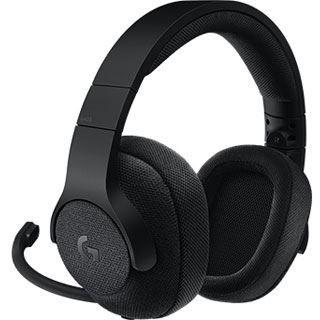 Logitech G433 Headset, schwarz