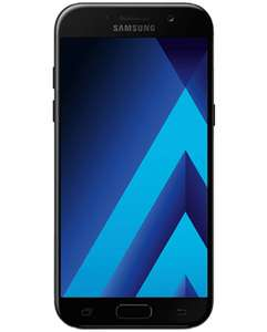 Samsung Galaxy A5 2017er Edition Black oder Gold