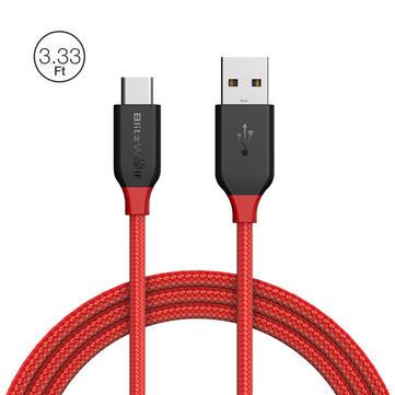 BlitzWolf USB typ c Kabel für 2,85€ inkl. vsk