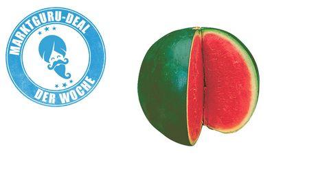 0,30€ Cashback beim Kauf von Melone deiner Wahl [Marktguru]