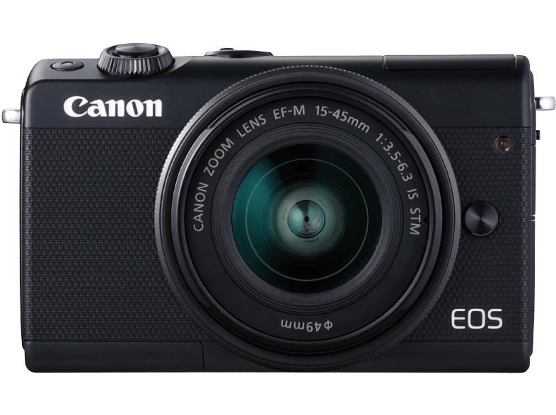Canon M100 Kit 15-45mm & 50 EUR Cashback möglich
