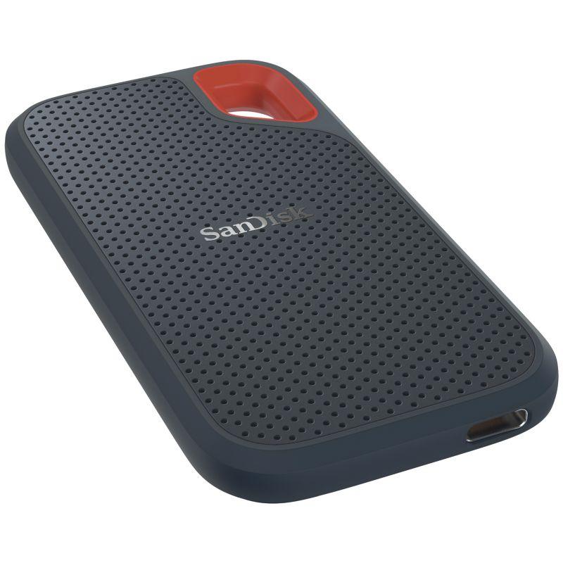 [cyberport] SanDisk Extreme 510 Portable SSD 250GB - USB-C 3.1 Gen2 IP55 wasserresistent