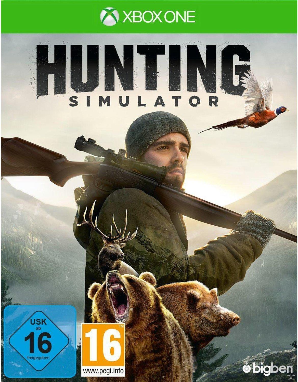 Hunting Simulator (Xbox One) & Flatout: Total Insanity (Xbox One) für je 12,99€ (GameStop)