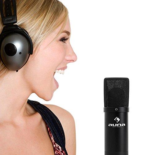 Auna MIC-900B USB Kondensator Mikrofon