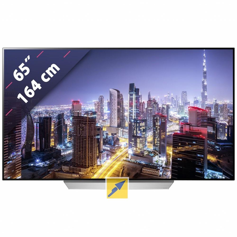 LG OLED 65C7D 65''-UHD-OLED-TV mit HDR10 und 100Hz nativ für 1963,28€ [Rakuten]