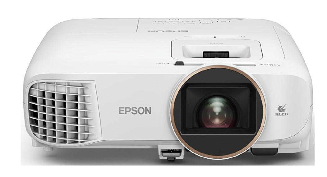 [Blitzangebot] Epson Beamer EH-TW5650 3LCD-Projektor (Full HD, 2500 Lumen, 60.000:1 Kontrast, 3D)