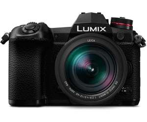 Panasonic Lumix DC-G9 12-60mm Leica in Frankreich