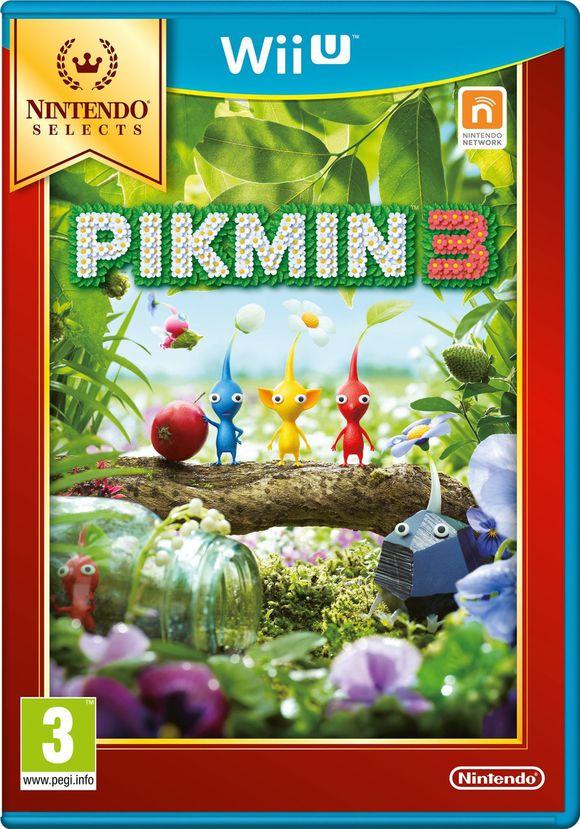 Pikmin 3 (Wii U) für 12,99€ (Coolshop)