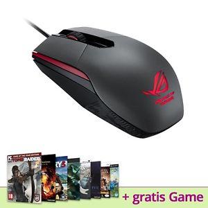 """Asus ROG Sica Gaming-Maus + Key für """"Tomb Raider: GOTY"""" für 19,90€ [Ebay]"""