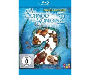Die Schneekönigin 2 - Eiskalt entführt (Bluray)