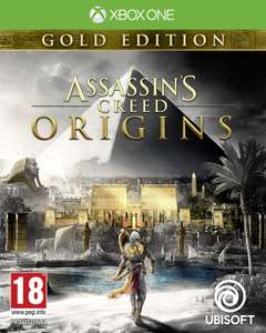 Assassin's Creed: Origins Gold Edition (Xbox One) für 43,37€ (Amazon.co.uk)