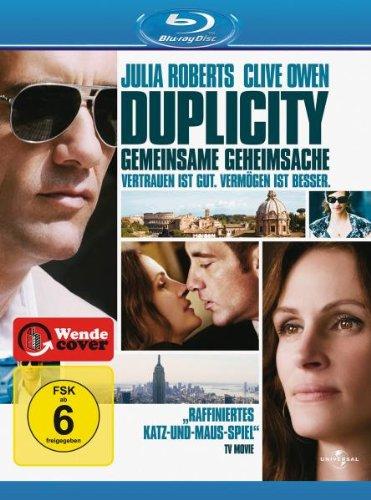 Duplicity - Gemeinsame Geheimsache (Blu-ray) für 3,67€ (Dodax)