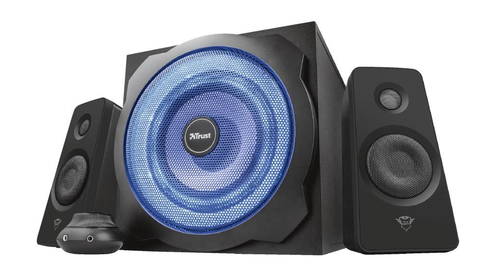 Trust GXT 628 Gaming Speaker jetzt €49 at Amazon und Media Markt