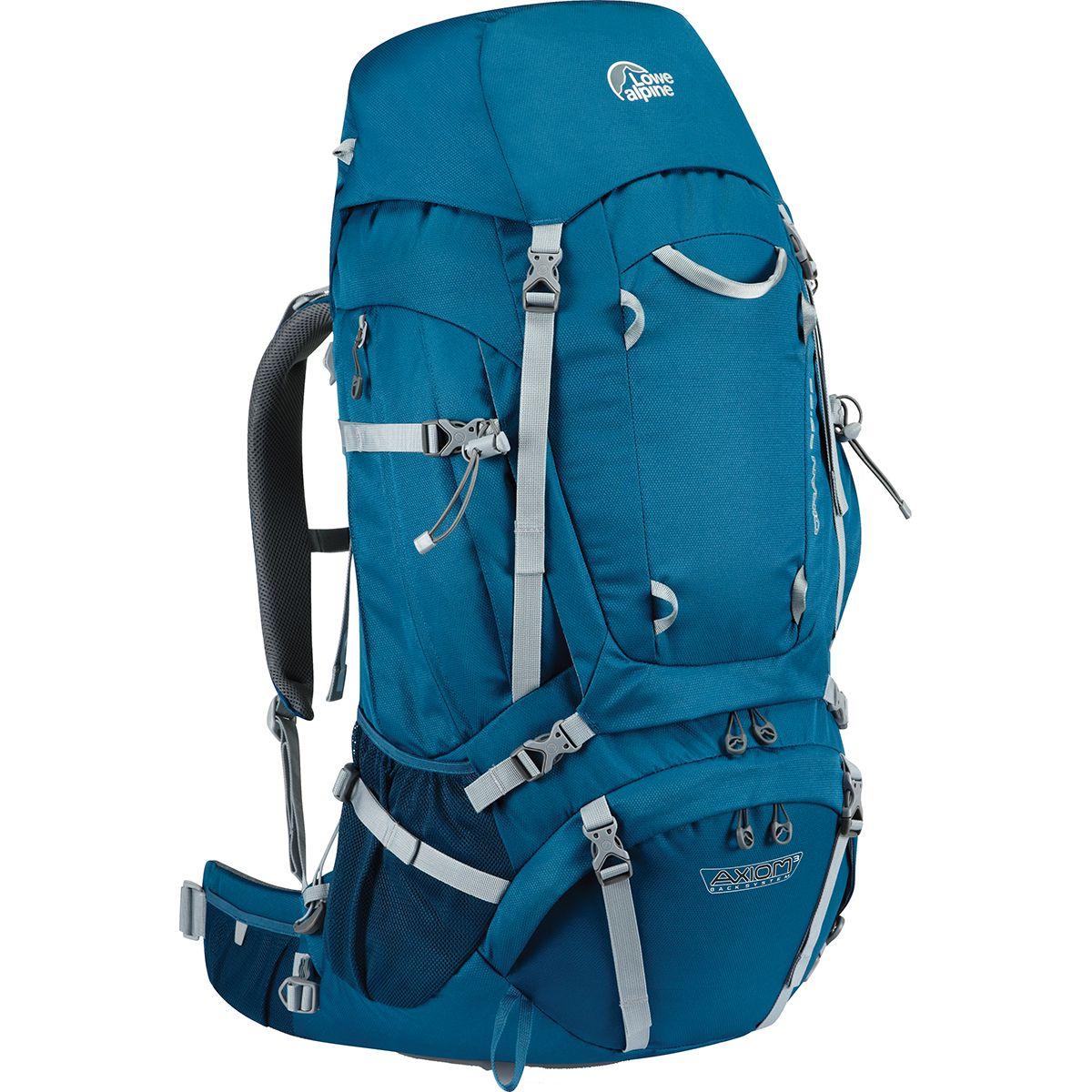 Lowe Alpine Diran 55:65 Trekking-Rucksack @ eBay (UVP 169€, heute bis 21 Uhr)